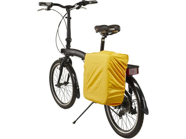 Red Cycling Products Regenschutz für Einzeltaschen, yellow